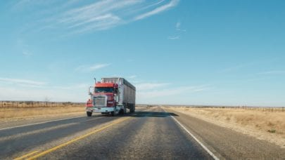 physics of a trucking accident blog photo